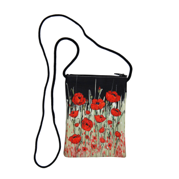 Bag of poppies